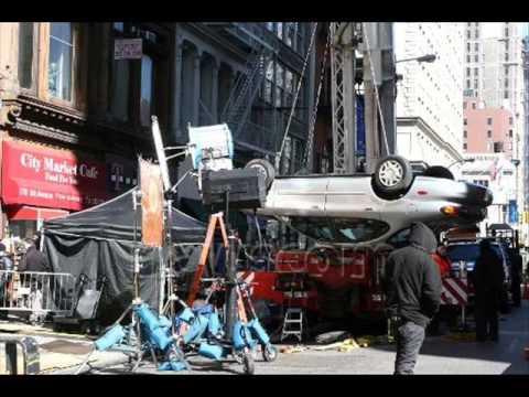 Mas imágenes del set de The Amazing Spider-Man 2,daily bugle y desvelado el trabajo de M.J