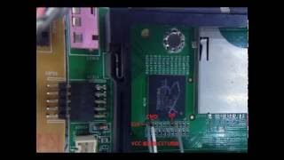 RT809H-EMMC-Nand-FLASH