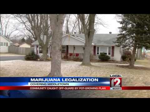Community caught off-guard by pot-growing plan