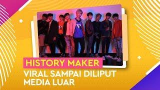 History Maker, Bikin Heboh Fans K-Pop Gara-Gara Mirip Stray Kidz