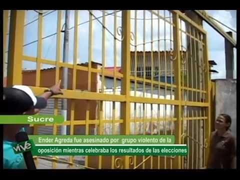 Seguidores de Capriles asesinan a un joven en Cumanacoa