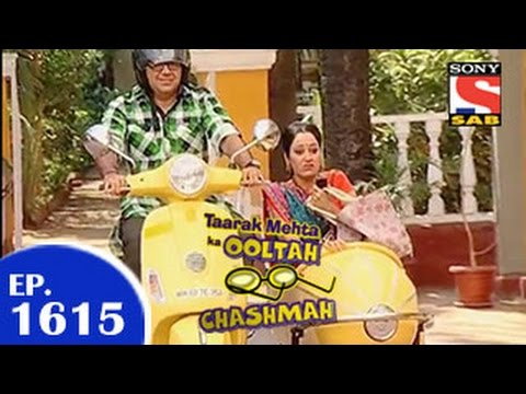 Taarak Mehta Ka Ooltah Chashmah - तारक मेहता - Episode 1615 - 25th February 2015 video