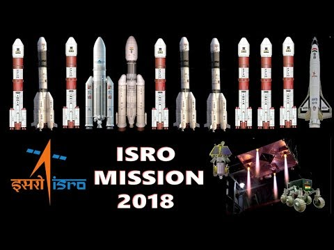 ISRO's Mega Plan For 2018 Revealed | 12 Missions In 12 Months |