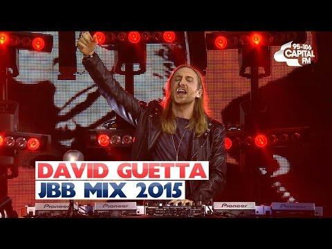 David Guetta's HUGE #Capital JBB Set