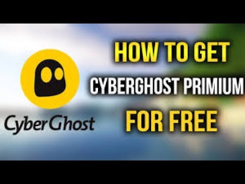 How to Upgrade CyberGhost VPN - Get Premium version for free