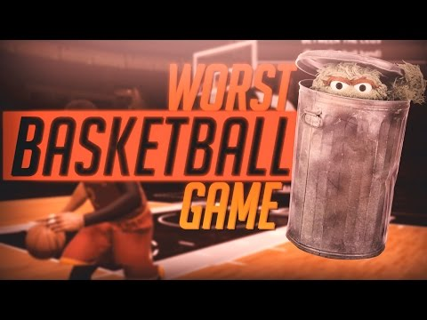 IF YOU THINK NBA 2K17 IS THE WORST GAME OF ALL TIME... YOU HAVEN'T PLAYED THIS GAME!!