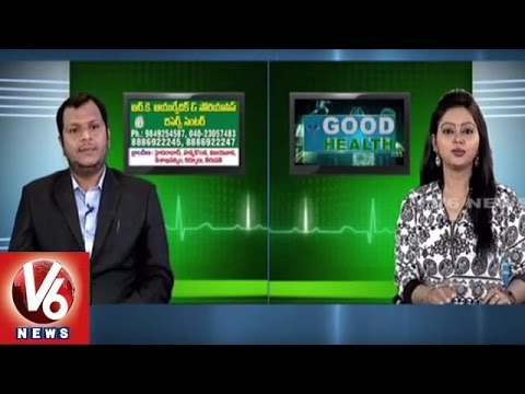 Psoriasis Reasons & Treatment   RK Ayurvedic & Research Center   Good Health – V6 News(18-08-2015) Photo Image Pic