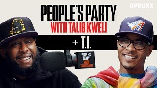 Talib Kweli And T.I. Talk Early Albums, Trap Music, And ASAP Rocky (Full Interview) | People's Party