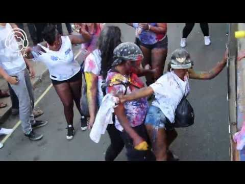 Notting Hill Carnival Sunday 25th of August 2013
