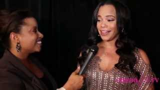 Faith Evans Defends Kelly Price, Talks Biggie, Too Fat For Fame & Her Weight Battles