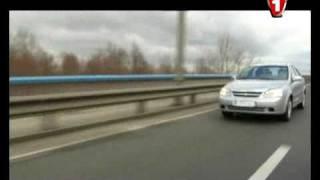 Обзор Chevrolet Lacetti 2ч.