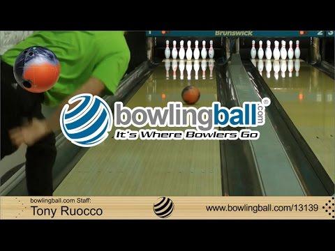 bowlingball.com Hammer Gauntlet Bowling Ball Reaction Video Review