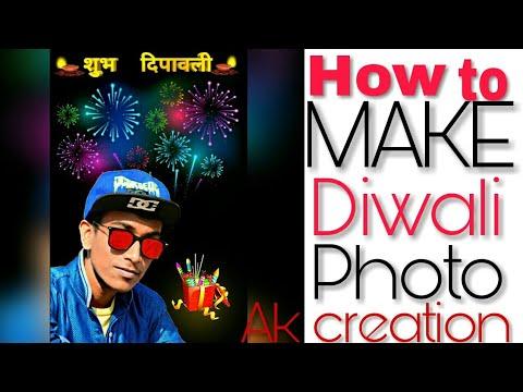 Diwali photo editing tutorial || Happy diwali friends. ||. PICSART EDITING TUTORIAL