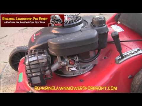 Repairing Lawnmowers For Profit Part 101 (Tecumseh) Start Saving For Summer!!