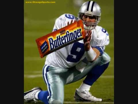 Why Tony Romo is terrible. Video