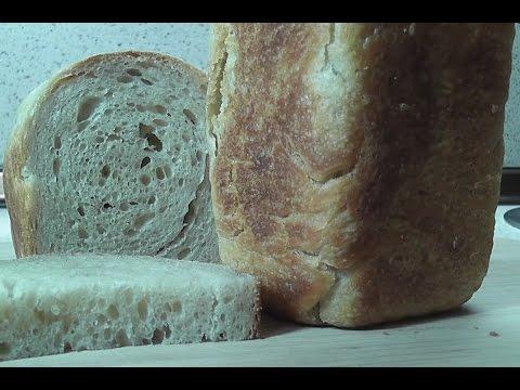 Лучший бездрожжевой хлеб на своей закваске