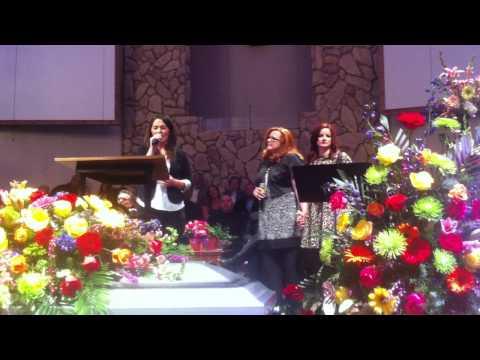 Jennifer Campbell Lunow's Celebration Service pt3