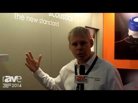 ISE 2014: Revolution Acoustics Launches New Transducer Technology