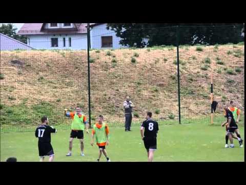 Piłka Ręczna 11 Osobowa Mecz Pokazowy 21 06 2015 Ozimek