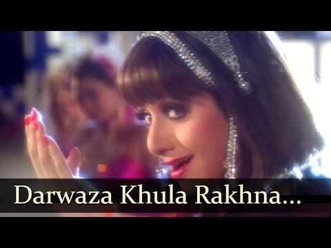 Darwaza Khula Rakhna Mera Yaar - Sridevi - Chand Ka Tukda -...