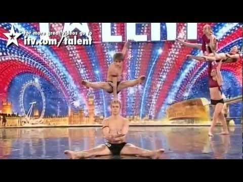 (Napisy)Brytyjski Mam Talent 4 - Spellbound