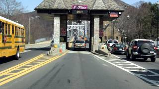 Bear Mountain Bridge eastbound [2014]