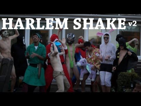 (18) EXPLICIT X-RATED ADULT NAKED HARLEM SHAKE v2 EXTENDED (House Party Edition) - PAUL AND TOM