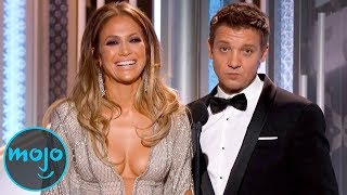 Top 10 Awkward Award Show Moments