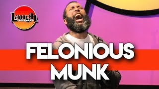Felonious Munk |  Selling Crack | Laugh Factory Chicago Stand Up Comedy