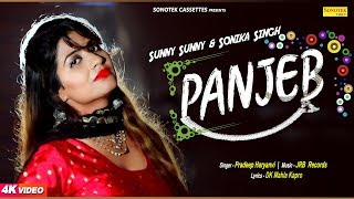 Panjeb   Sonika Singh   Sunny Sunny   Latest Haryanvi Songs Haryanavi 2018 #Sonotek