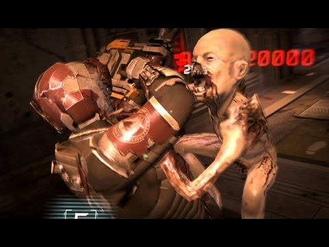 Dead Space 2 Multiplayer Fun Ep 6 Fuel Core - Epic Match