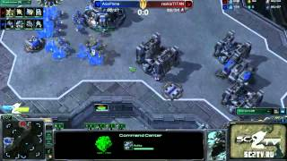 RoX.KIS.TitaN vs MarineKingPrime Game 1: Ritmix RSL II Group D - [Starcraft II]