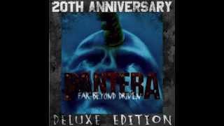 Watch Pantera Hard Lines Sunken Cheeks video