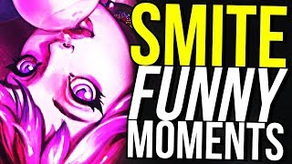 100% SNIPING ACCURACY! - SMITE FUNNY MOMENTS