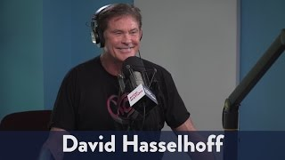 Which Marvel Movie is David Hasselhoff In?