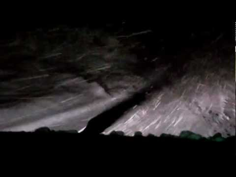 Evo 9 Snow Drifting