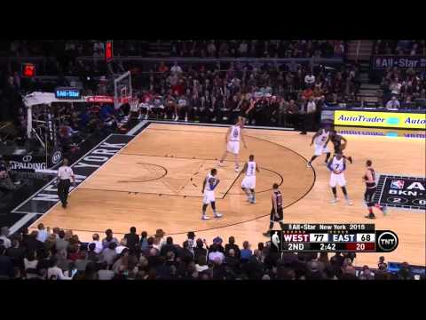 NBA All-Star Sunday: Lowry's Putback Slam - February 15, 2015