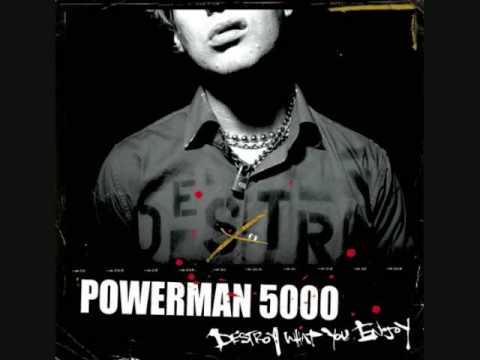 Powerman 5000 - City of the Dead