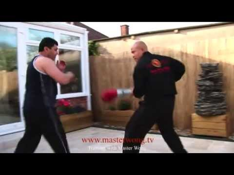 Wing Chun Training with Master Wong Image 1