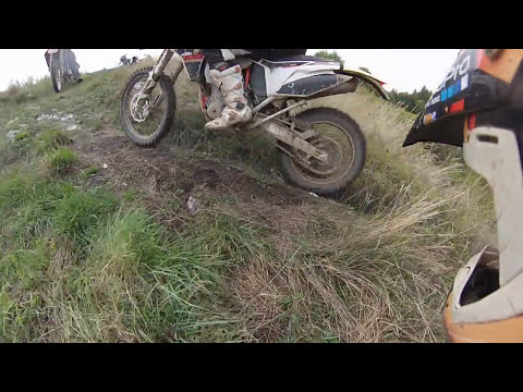 Enduro - another usual goon riding