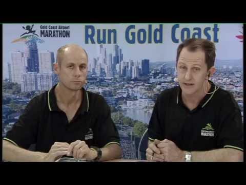 2013 Gold Coast Airport Marathon Webcast Replay - Part 1