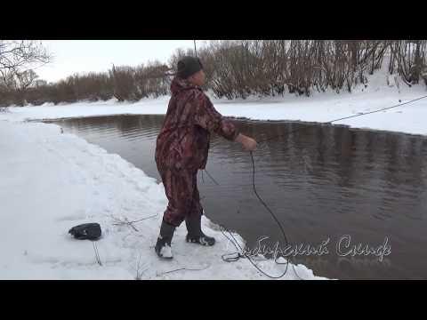 видео ловля магнитом