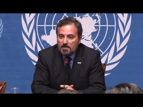 Deadlocked Syria peace talks wrap up