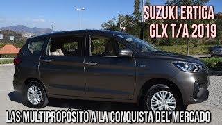 Suzuki Ertiga GLX T/A 2019.-- Las multipropósito a la conquista del mercado