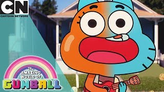 The Amazing World of Gumball | Character Mash Up | Cartoon Network
