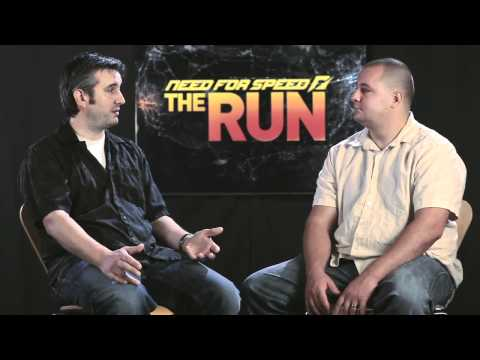 Need For Speed The Run - Game Director Interview