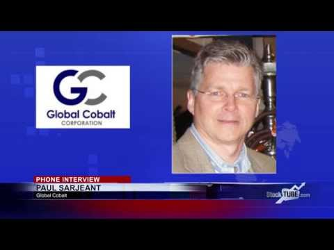 Global Cobalt's Sarjeant outlines plans after encouraging technical report