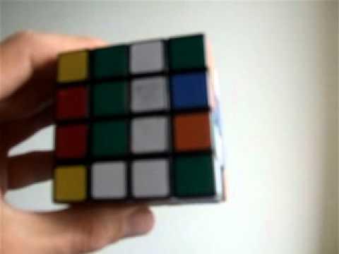 Como resolver o cubo mágico 4x4x4: Meios