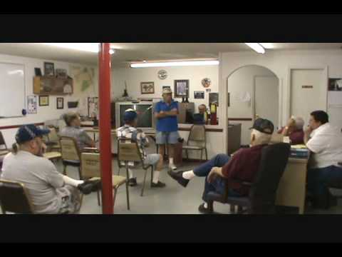 Bosque County Amateur Radio Club Meeting 7/10/2010