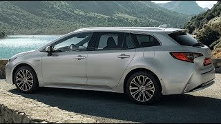 2019 Toyota Corolla Touring Sports hybrid – Features, Design, Interior and Driving